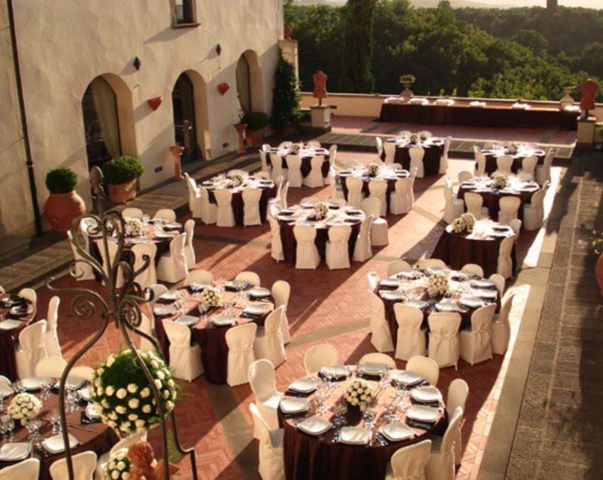 Matrimonio D Inverno Location Toscana : Organizzazione ricevimenti di nozze firenze e prato :: castello
